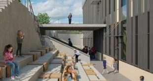Учебный центр и детский сад построят в районе Левобережный