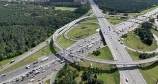 В столице построили более 11 км дорог с начала года