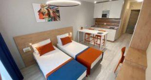 ГК «ПСК» выбрала поставщика мебели и техники для апарт-комплекса START