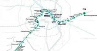 Семь остановочных пунктов планируется открыть на МЦД-4 в 2021 году