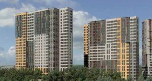 Почти 400 семей получат ключи от квартир в доме ЖК «Новая Звезда»