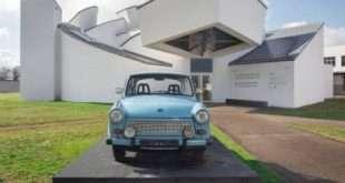 Выставка Vitra знакомит с дизайном Германии, который был популярен в годы холодной войны