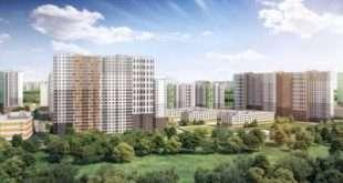 «Группа ЛСР» открыла продажи квартир в домах 8 и 13 «Цветного города»