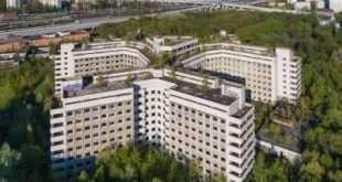 На месте Ховринской больницы построят жилье