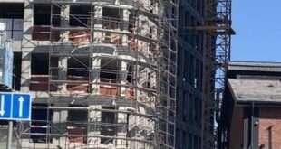 В Басманном районе возводится жилой комплекс с сопутствующей инфраструктурой