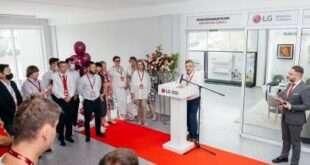 Компания LG создала в Хабаровском крае шоурум профессиональной климатической техники
