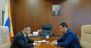 Министр строительства РФ провел совещание по вопросам развития строийотрасли и ЖКХ в Ярославской области