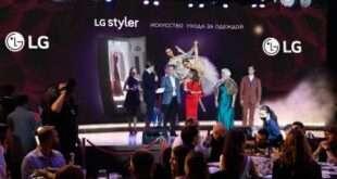 Система ухода за одеждой LG Styler победила в номинации «Самый модный гаджет для ухода за одеждой»