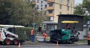 Стали известны улицы в Бирюлево Восточном, которые приведут в нормативное состояние