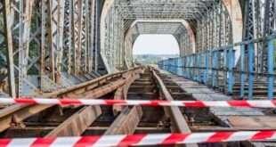 Ремонт моста через реку Ерничная завершат в 2022 году