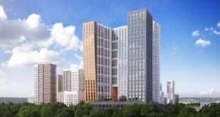 В ВАО начато строительство многофункционального центра по программе создания мест приложения труда