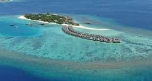 Новый курорт на Мальдивах переносит посетителей в атмосферу релакса